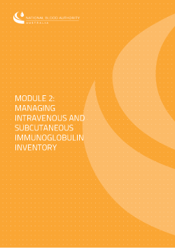Image of the Cover for Module2 Ig Inventory Management Guidelines