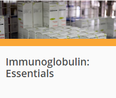 Thumbnail image of Immunoglobulin – Essentials flyer