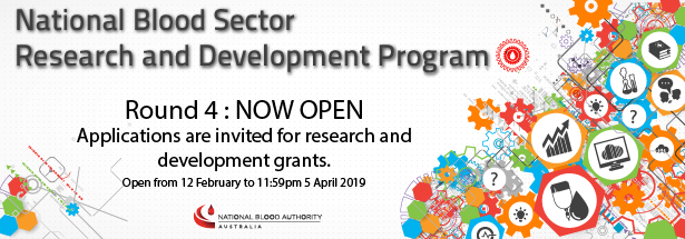 Round four applications are now invited for research and development grants