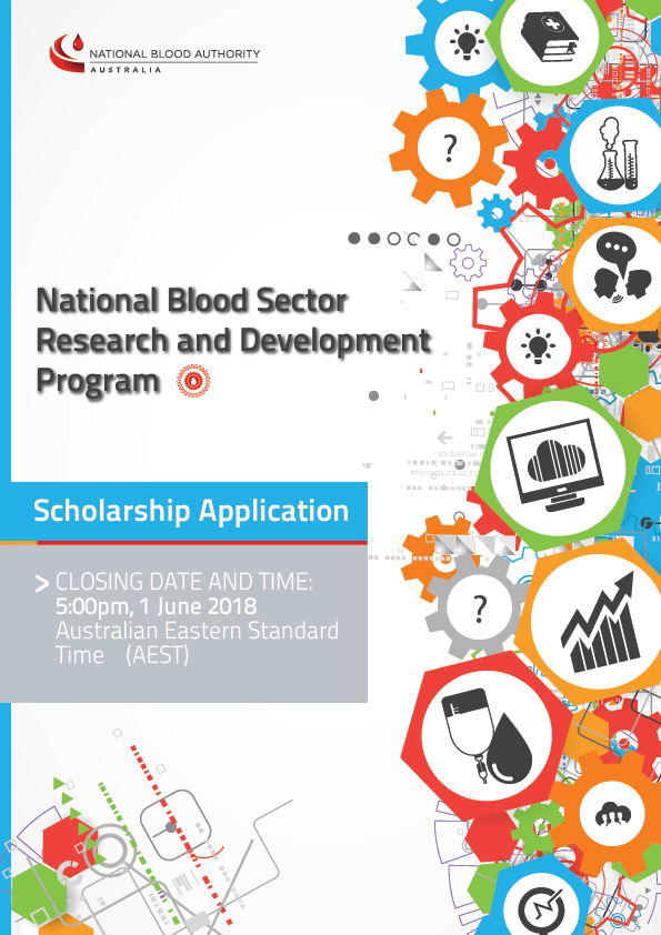 Image of cover for scholarship application