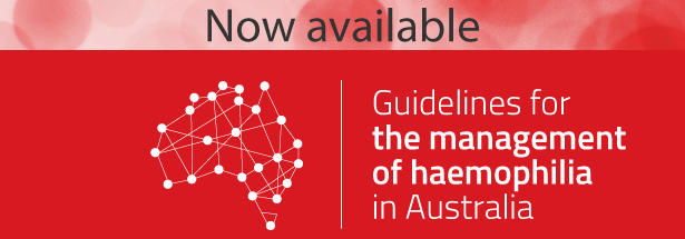 Image for Guidelines for the management of haemophilia in Australia