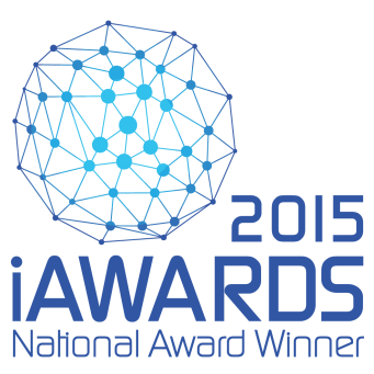 Picture of the National iAward Logo for 2015