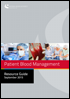 image for the Patient Blood Management Resource Guide