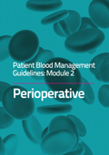 Cover of Module 2 Perioperative