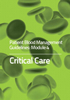 Image of front cover of Module 4 Patient Blood Management Guidelines Critical Care