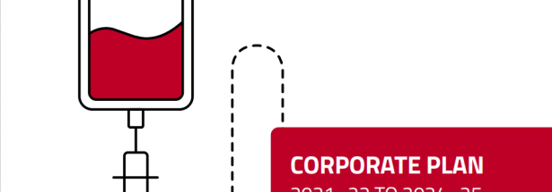 Corporate Plan Cover 2021