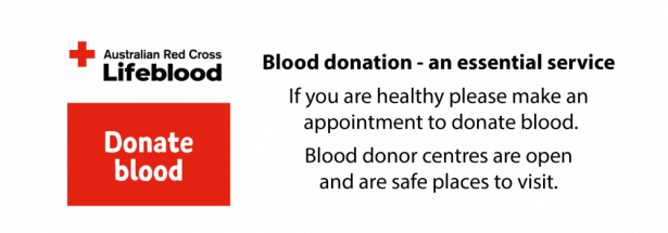 Blood Donation - an essential service