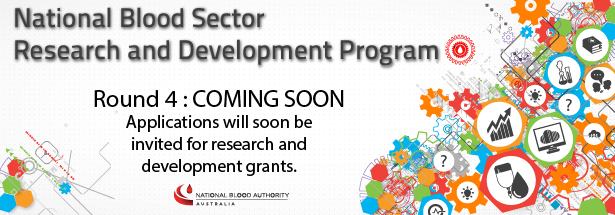 Round four applications will be invited soon for research and development grants