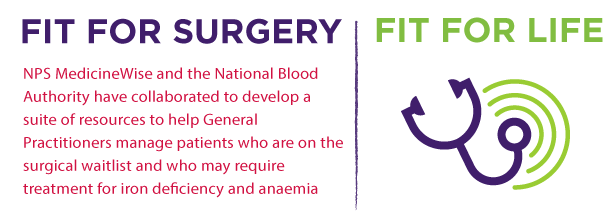 Image of the Fit for Surgery Fit for Life campaign
